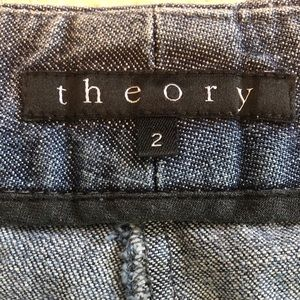 Theory Jeans - Theory Bell Bottom Flare Jeans